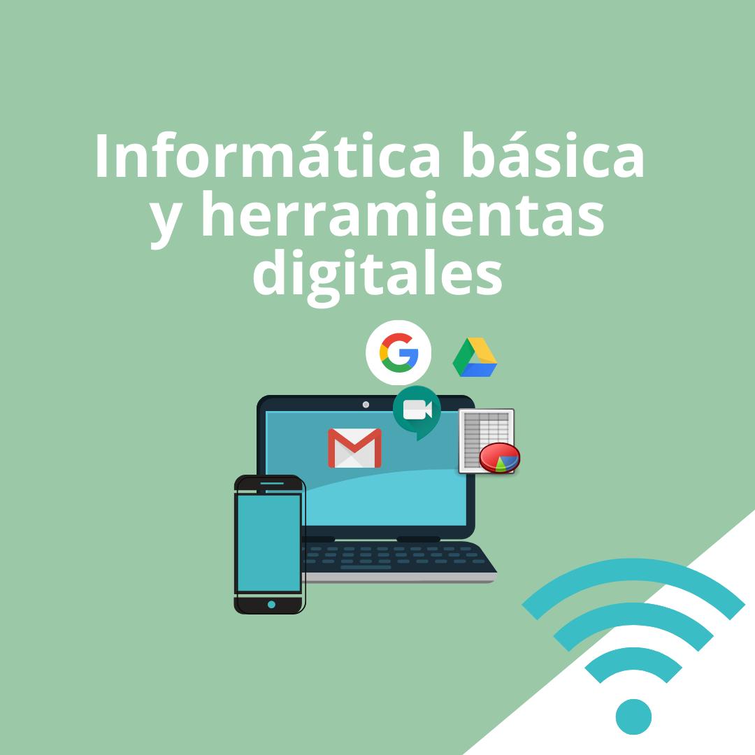 Curso informática báscia y herramientas digitales